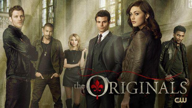 The Originals Staffeln