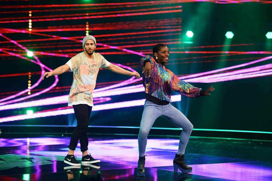 Got-To-Dance-Dayan-Raheem-07-SAT1-ProSieben-Willi-Weber - Bildquelle: SAT.1/ProSieben/Willi Weber