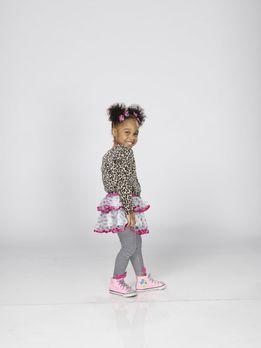 Little Big Stars - Amerika - Ihre Liebe zu Wörtern machte die vierjährige Pe'...