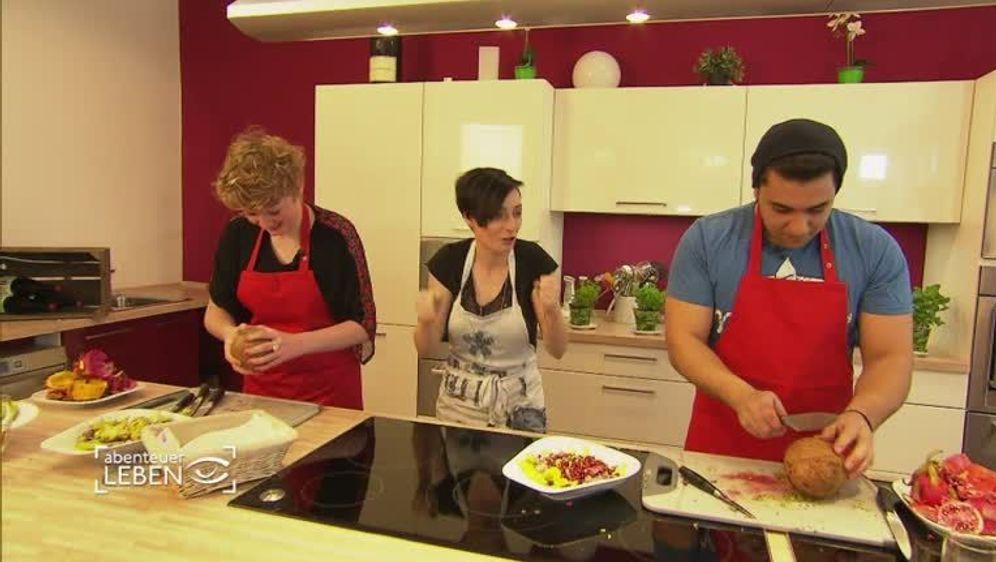 Abenteuer Leben Im Tv Thema U A Kathys Küchen Battle Kabeleins
