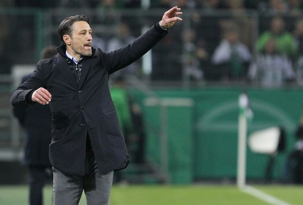 Kovac und Frankfurt mit mäßiger Generalprobe