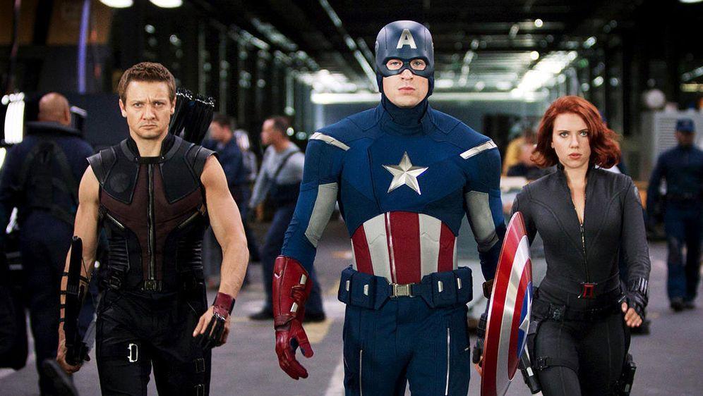Wählt den coolsten Avenger - Bildquelle: Marvel