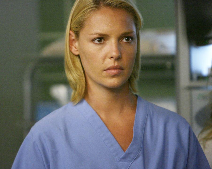 Webber weiß genau, dass bei dieser Großwetterlage die Notaufnahmen der anderen Krankenhäuser voll werden. Nur ihre nicht.  Bailey glaubt noch an ein... - Bildquelle: Touchstone Television