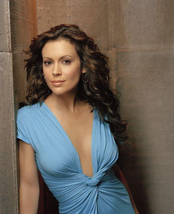 (8. Staffel) - Kämpft mit allen Mitteln gegen das Böse: Phoebe (Alyssa Milano) ... - Bildquelle: Paramount Pictures