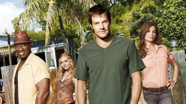 The Finder - die neue Crime-Serie aus den USA bei kabel eins