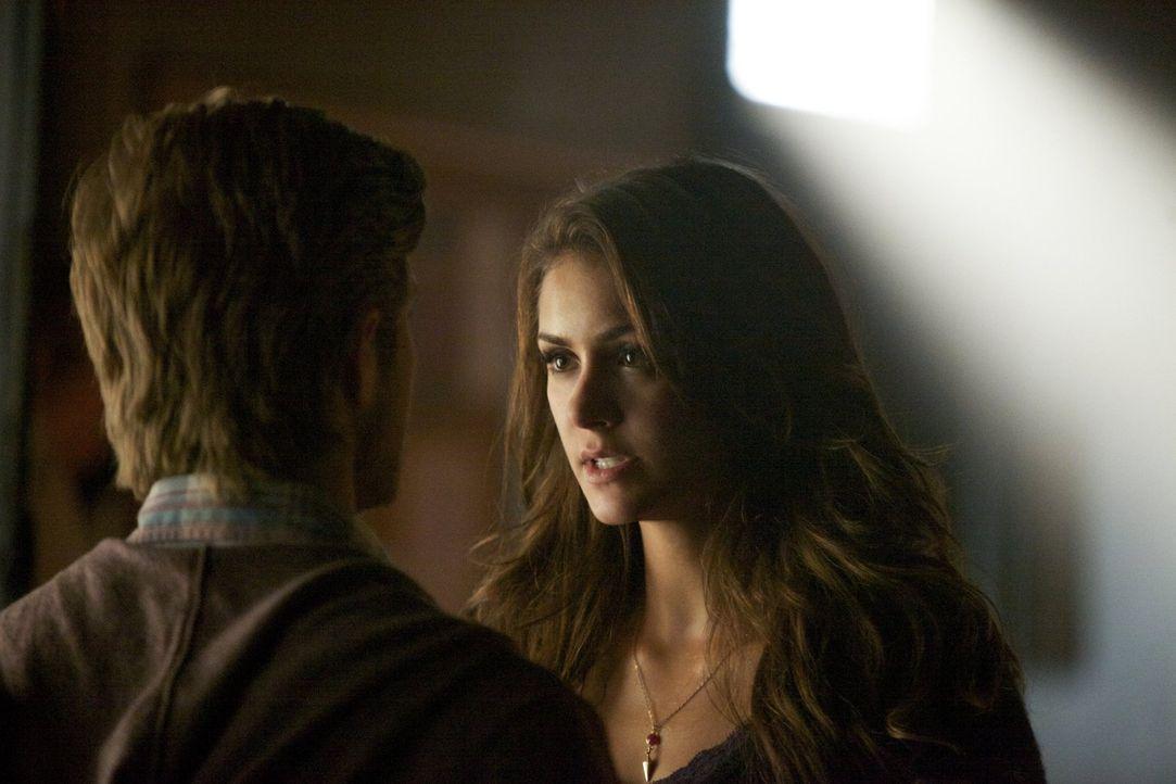 Die Bekanntschaft mit Luke (Chris Brochu, l.) bringt Elena (Nina Dobrev, r.) auf neue Ideen ... - Bildquelle: Warner Brothers