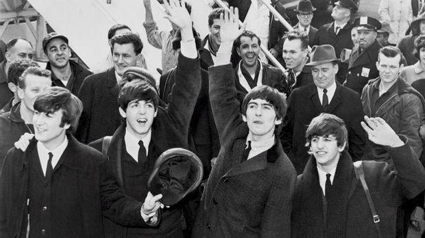 "Mit den ""Beatles"" wurde Sänger John Lennon unsterblich."