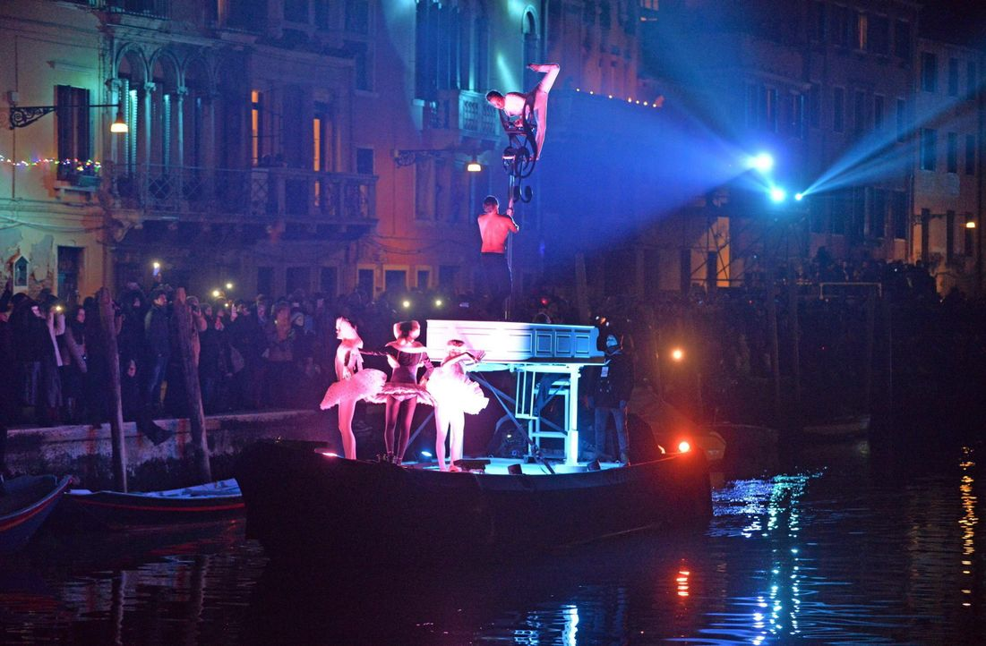 Karneval in Venedig: Die schönsten Bilder4 - Bildquelle: dpa