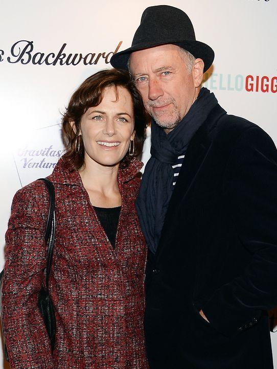 Xander-Berkeley-Ehefrau-Sarah-Clarke-131030-getty-AFP - Bildquelle: getty-AFP