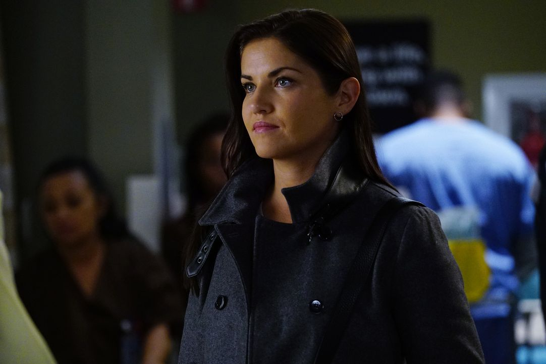 Findet Gefallen an Arizona: Dr. Eliza Minnick (Marika Dominczyk) ... - Bildquelle: Richard Cartwright 2016 American Broadcasting Companies, Inc. All rights reserved.