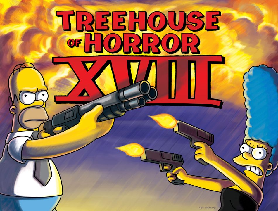 Treehouse of Horror XVIII - Bildquelle: 2007 Twentieth Century Fox Film Corporation. All rights reserved.