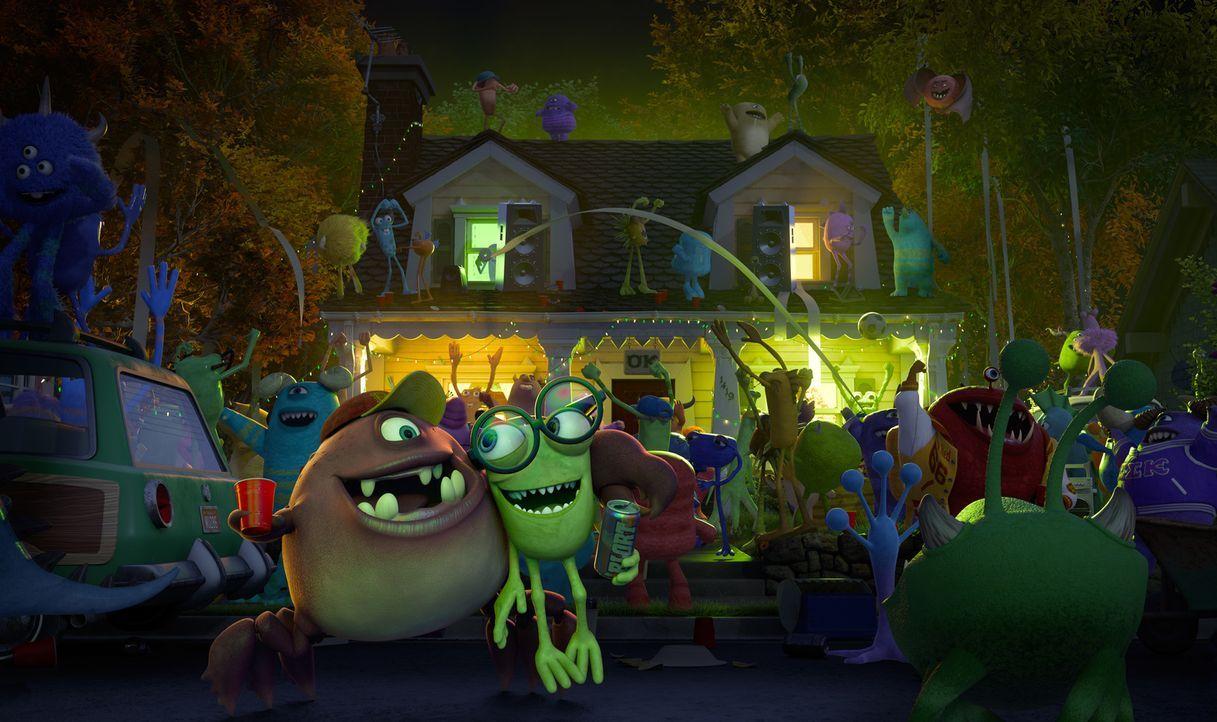 Party Time! Die Party ist in vollem Gange und die nächste Überraschung wartet schon ... - Bildquelle: Disney/ Pixar