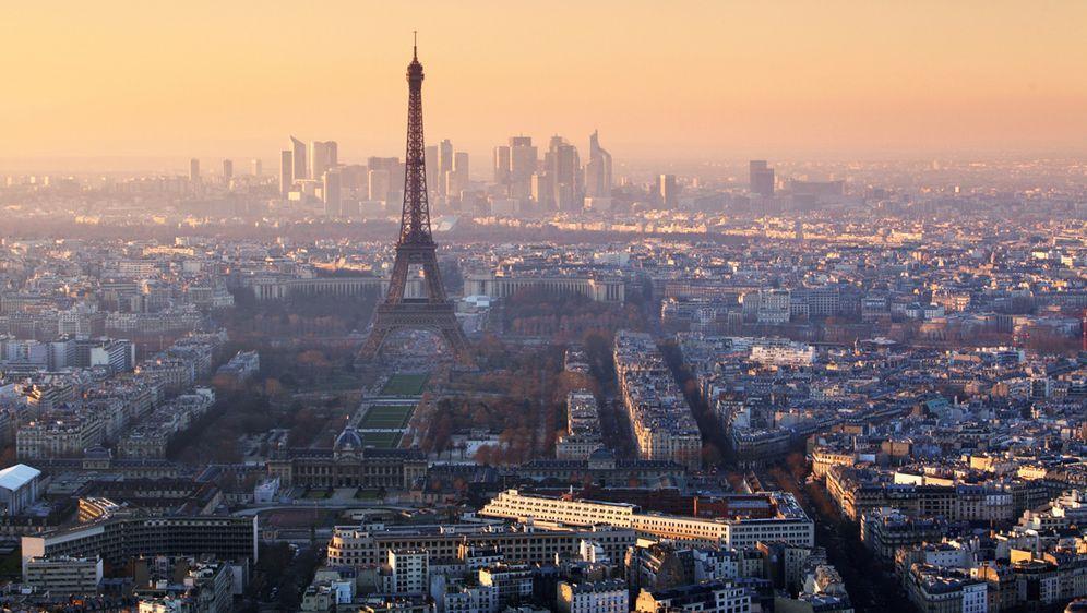C'etait un rendezvous dans Paris - Bildquelle: TTstudio - Fotolia