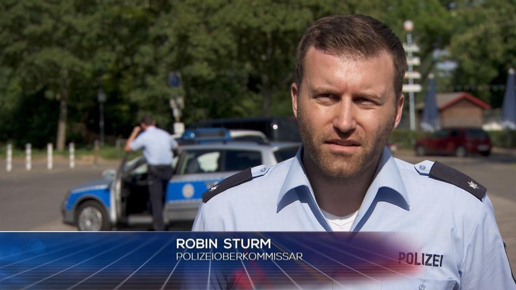 POL - Robin Sturm - Bildquelle: SAT.1