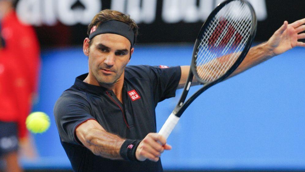 Roger Federer ist wieder ein heißer Favorit - Bildquelle: PIXATHLONPIXATHLONSID