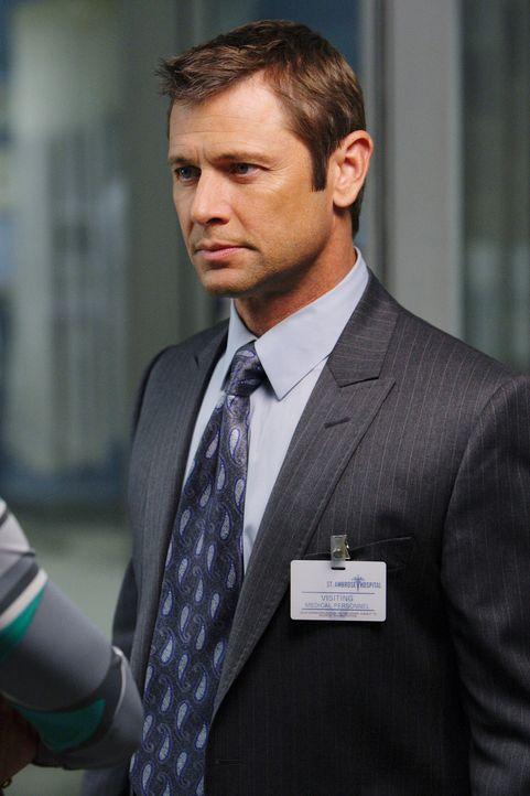 Stellt fest, dass er für Naomi mehr empfindet: Archer (Grant Show) ... - Bildquelle: ABC Studios