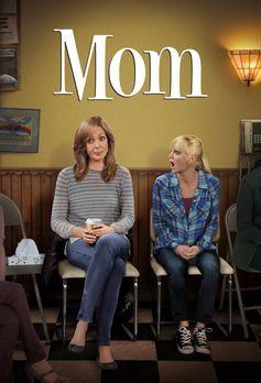 Mom - (3. Staffel) - Mom - Plakatmotiv - Bildquelle: 2015 Warner Bros. Entert...