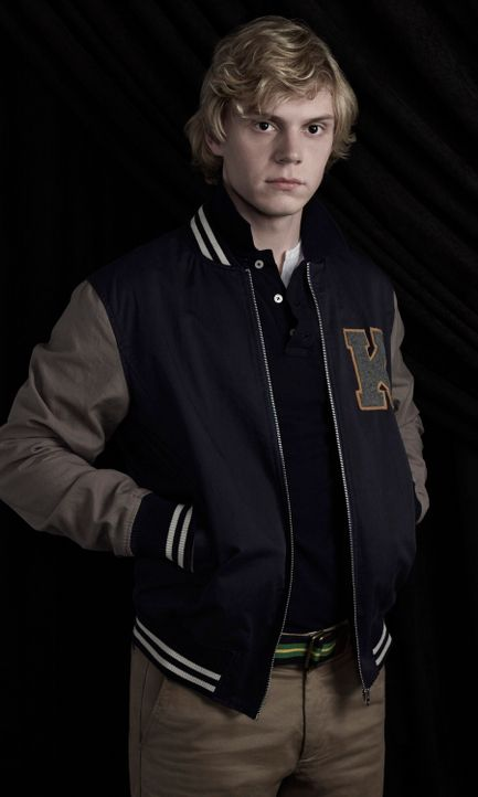Evan Peters als Kyle Spencer - Bildquelle: 2013-2014 Fox and its related entities