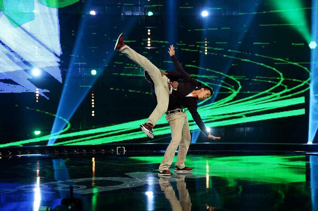 Got-To-Dance-The-Future-Boyz-06-SAT1-ProSieben-Willi-Weber-TEASER - Bildquelle: SAT.1/ProSieben/Willi Weber