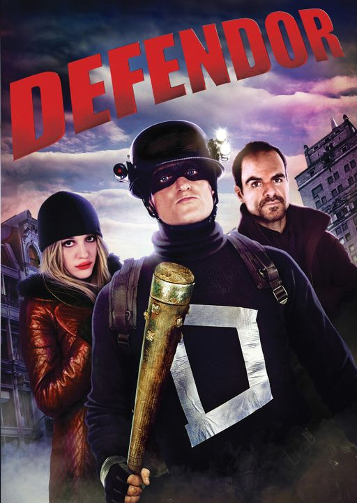 DEFENDOR - Plakatmotiv - Bildquelle: 2009 Darius Films Inc. All Rights Reserved.