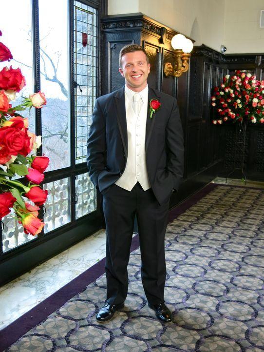 Kann John die anderen Bräutigame mit seinen Hochzeitsideen überzeugen? - Bildquelle: Richard Vagg DCL