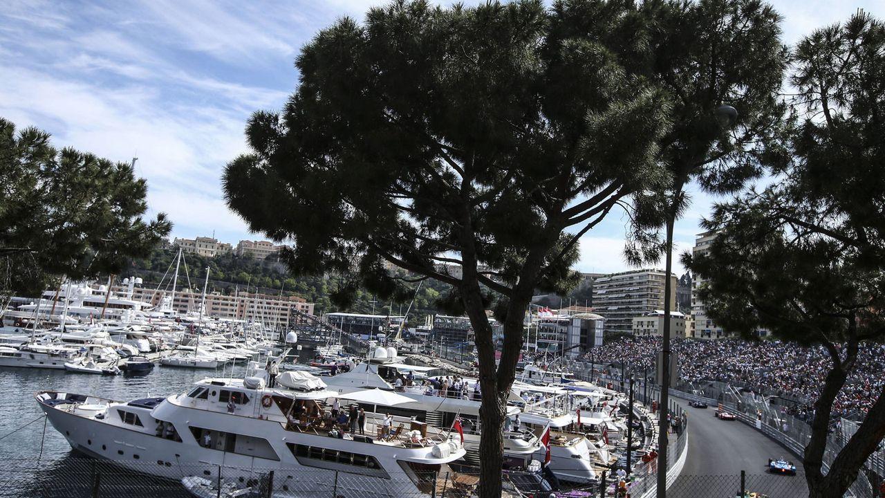 Monaco (11. Mai 2019) - Bildquelle: imago/HochZwei