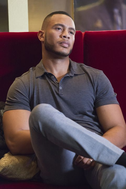 Hofft, wieder in den Schoß von Empire heimkommen zu dürfen: Andre (Trai Byers) ... - Bildquelle: Chuck Hodes 2015-2016 Fox and its related entities.  All rights reserved.