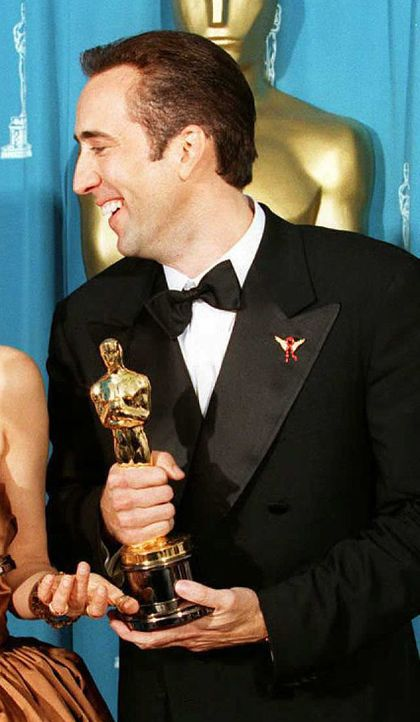 Bester-Hauptdarsteller-1996-Nicolas-Cage-AFP - Bildquelle: AFP