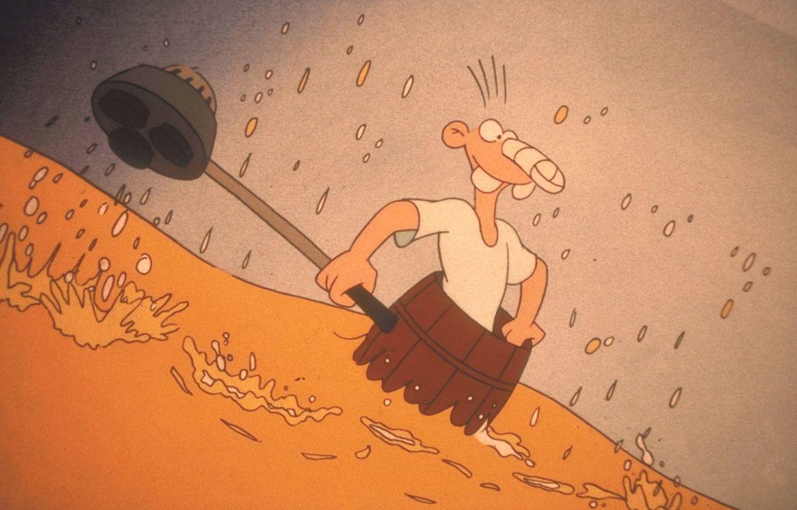 Werner - immer in Nöten! - Bildquelle: Constantin Film