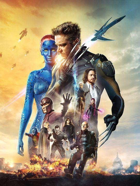 X-Men-05-c-2014-Twentieth-Century-Fox - Bildquelle: c 2014 Twentieth Century Fox