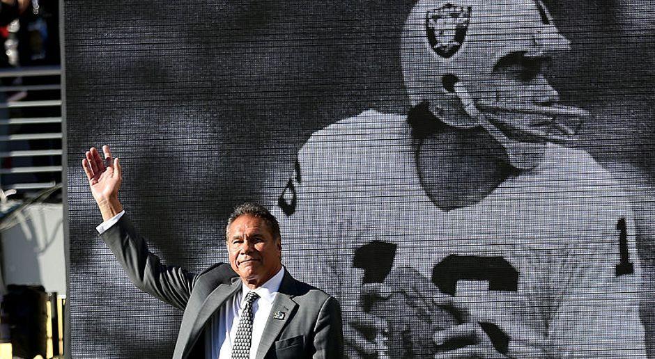 Saison 1980: Oakland Raiders - Bildquelle: Getty Images