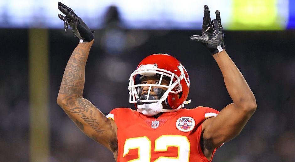 Marcus Peters (Los Angeles Rams) - Bildquelle: 2017 Getty Images