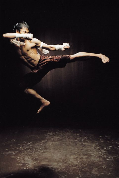 Ein schier unschlagbarer Muay-Thai-Kämpfer: Ting (Tony Jaa) ... - Bildquelle: e-m-s new media AG