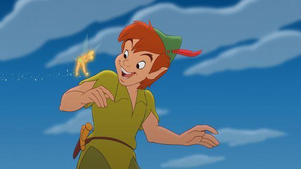 Seit vielen Jahren führen Peter Pan (r.) und die Fee Naseweis (l.) ein geruhs...