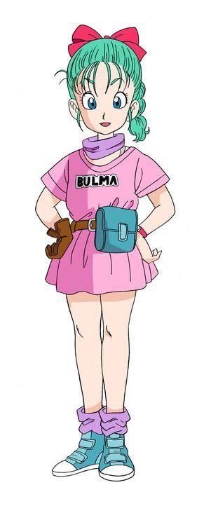 Als Bulma in das Leben des jungen Son-Goku tritt, sorgt sie für eine Menge Chaos ... - Bildquelle: Bird Studio/Shueisha, Toei Animation
