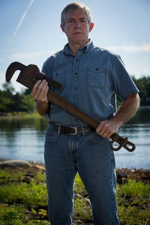 Craig Tester ist Marty Laginas ehemaliger College-Mitbewohner und nun sein Partner in ihrem Energiegeschäft. Er ist Ingenieur und Experte für Bohren... - Bildquelle: 2014 A&E Television Networks, LLC. All Rights Reserved/ PROMETHEUS ENTERTAINMENT