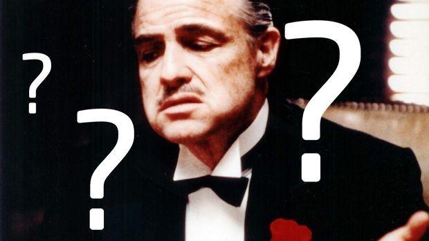 Zitate Quiz Mafiafilme Film Kult Kabel Eins So Siehts Aus