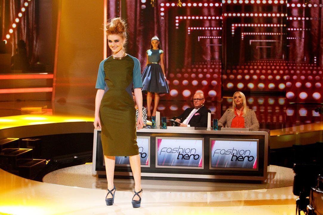 Fashion-Hero-Epi02-Gewinneroutfits-Yvonne-Warmbier-04-ASOS-Richard-Huebner - Bildquelle: ProSieben / Richard Huebner