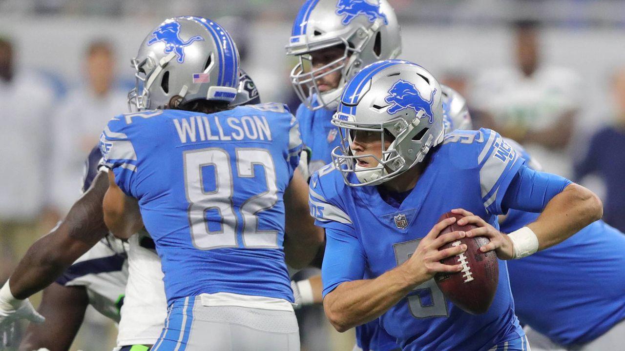 Detroit Lions (Verlierer) - Bildquelle: imago/ZUMA Press