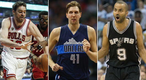 Erfolgreiche Europäer in der NBA - Bildquelle: Getty Images / Imago