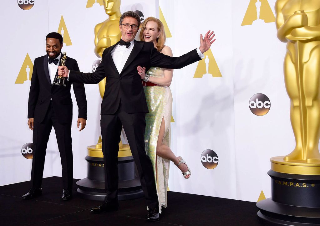 Oscars-Pawel-Pawlikowski-Nicole-Kidman-Chiwetel-Ejiofor-15-02-22-dpa - Bildquelle: dpa
