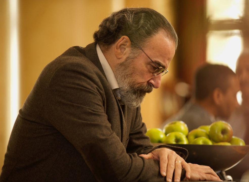 Wird Saul (Mandy Patinkin) Carrie helfen können? - Bildquelle: Homeland   2014 Twentieth Century Fox Film Corporation