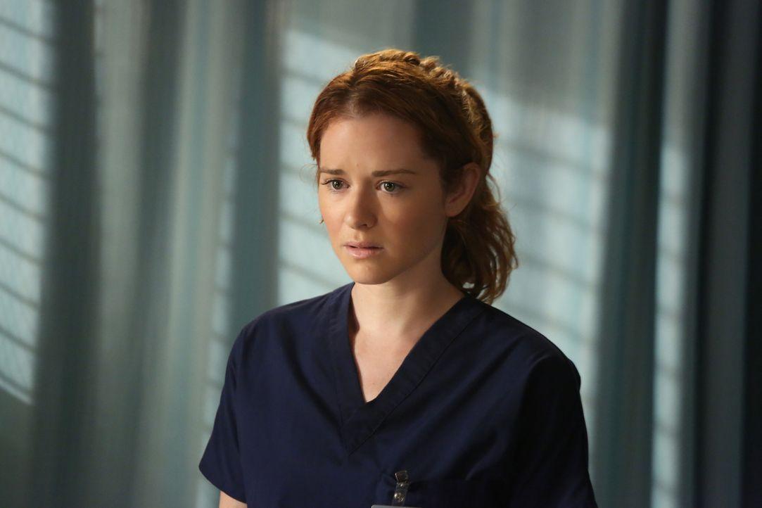 Nicht nur bei April (Sarah Drew) hat der Sturm des vergangenen Tages seine Spuren hinterlassen. Sie ist sich ihrer Gefühle für Jackson bewusst gewor... - Bildquelle: ABC Studios
