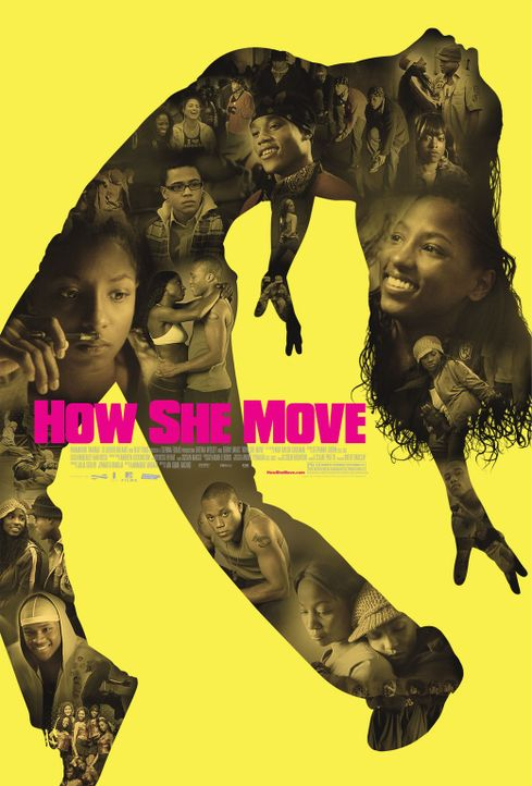 HOW SHE MOVE - Plakatmotiv - Bildquelle: Paramount Pictures