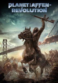 Planet der Affen: Revolution - PLANET DER AFFEN: REVOLUTION - Artwork - Bildq...