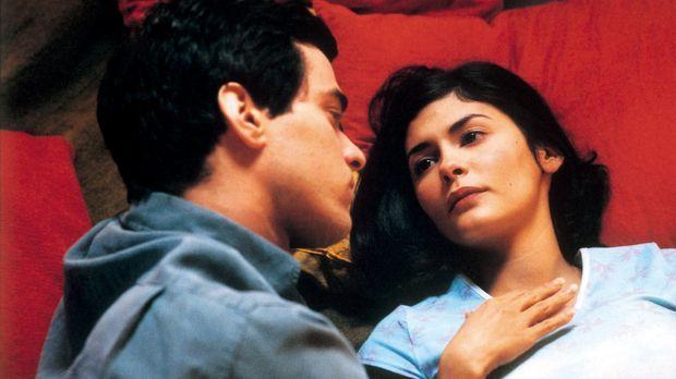 Martine (Audrey Tautou, r.) ist traurig, dass ihr Freund Xavier (Romain Duris...