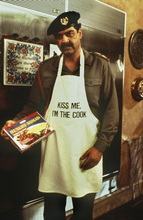Hier kocht der Chef - und der heißt Sadam Hussein (Jerry Haleva) und mag es gern scharf gewürzt ... - Bildquelle: 20th Century Fox Film Corporation