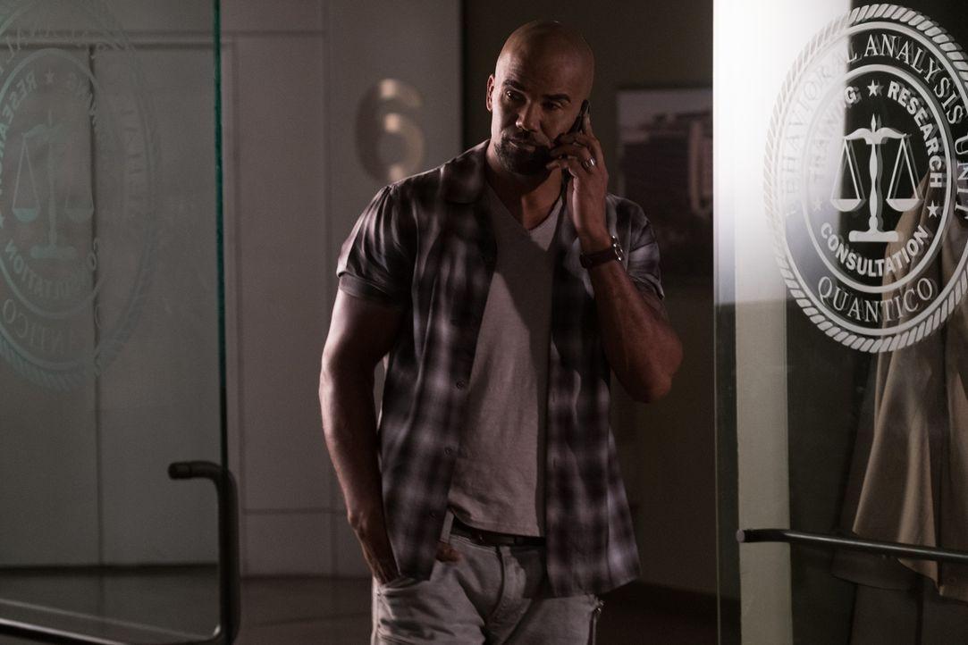 Der attraktive Derek (Shemar Moore) und Garcia haben eine Flirtfreundschaft. Doch als dieser erfährt, dass sie sich mit etwas quält, macht er sich s... - Bildquelle: ABC Studios