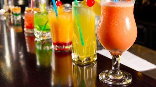 Cocktail-Test Bild