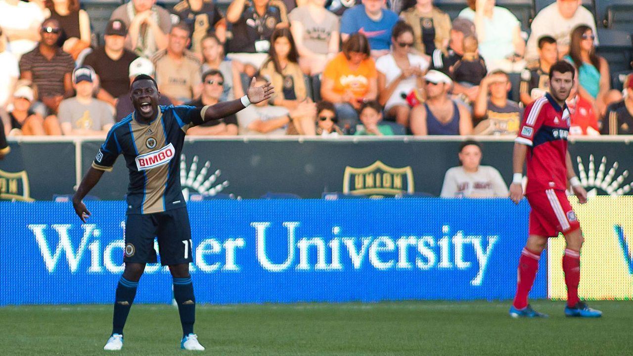 Freddy Adu, damals US-Nationalspieler - Bildquelle: imago sportfotodienst